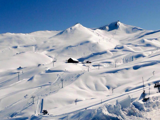 Transfer Valle Nevado