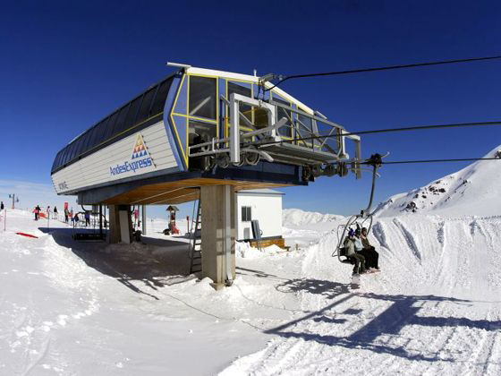Tour Valle Nevado